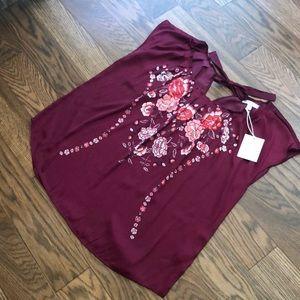 LC Lauren Conrad Tops - Lauren Conrad Top, Size XL